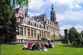 Дистанционная программа академической мобильности с Бельгией